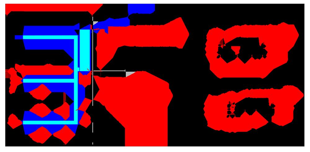 Стоки автомойки и песколовка, план