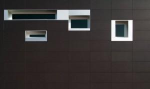 Фасад - керамическая облицовка
