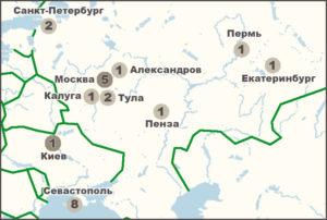 экомойка на карте