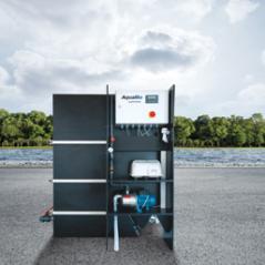 AquaBio очистная установка