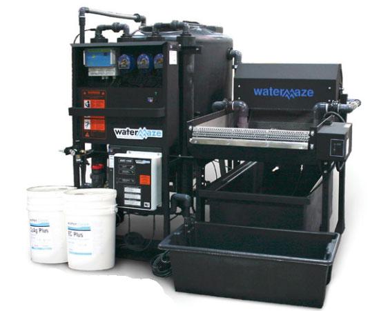 Compact CoAg System очистная установка